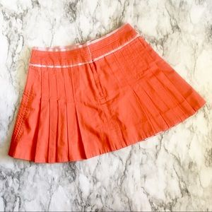 Marc Jacobs Skirts - Marc Jacobs Pink Pleated Silk Skirt